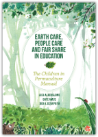 Children in Permaculture book front cover