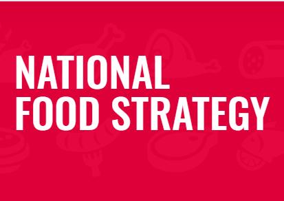 National food strategy logo