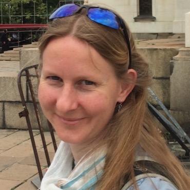 Naomi van der Velden, International Coordinator / GROW Observatory