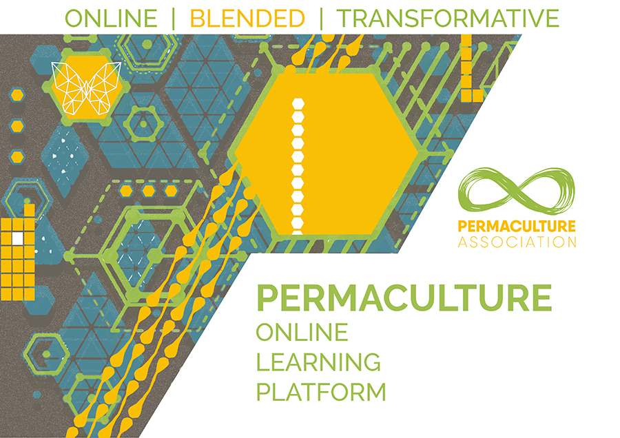 Permaculture online learning platform - learn permaculture