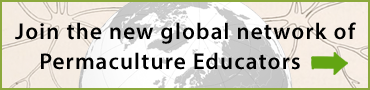 Join the new global network of Permaculture Educators
