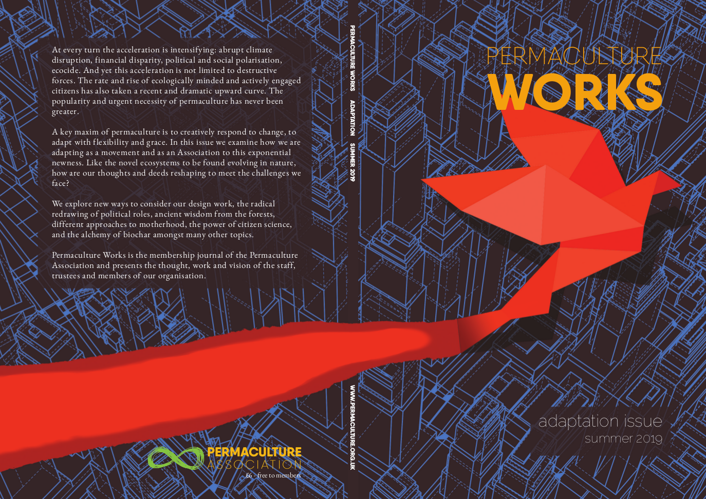 Permaculture Works adaptation cover