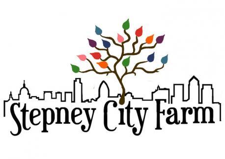 Stepney City Farm Logo