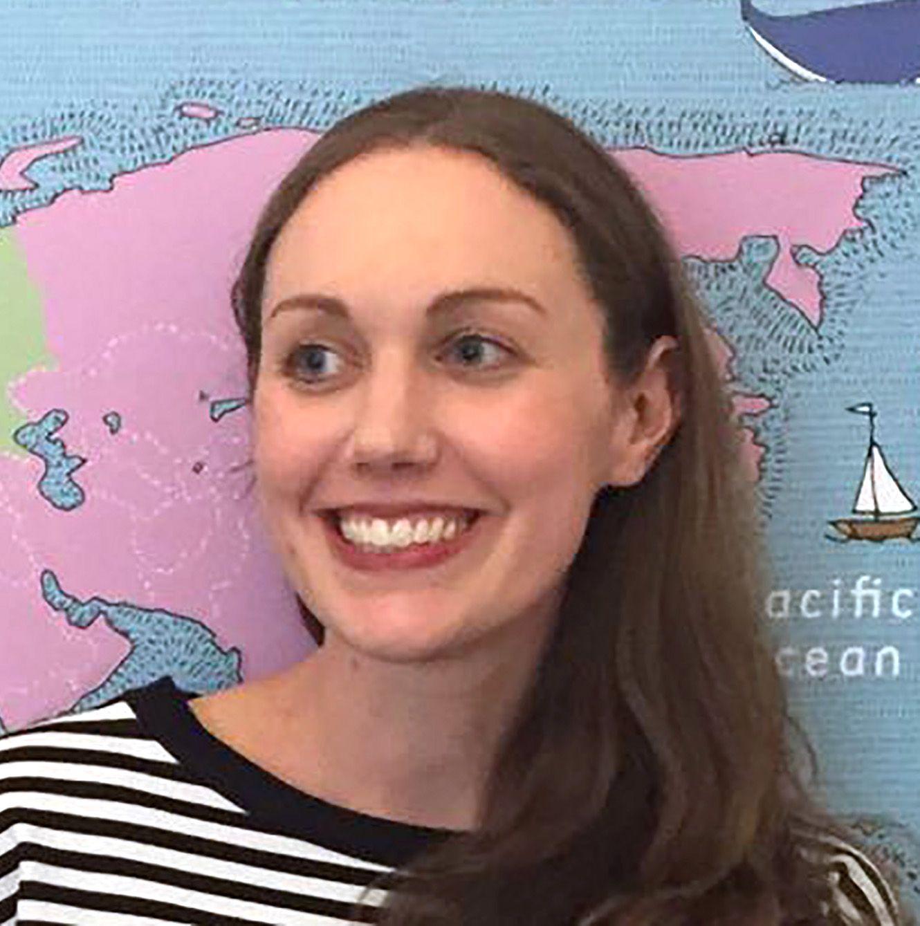 Alexandra Nicoletti, Online Course Developer